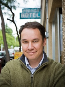 Sleepless in Seattle · Jamie Ford, author of Songs of Willow Frost, grew up in Seattle and incorporates elements of the city into his novel. - Courtesy of Jamie Ford