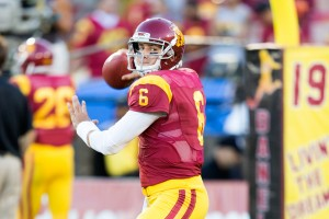"Ready to go · Redshirt sophomore quarterback Cody Kessler said he is excited about the chance to seize the starting job. ""It was very exciting for me,"" Kessler said. ""[Kiffin] gave me the keys to the car ... the keys to the team."" - Ralf Cheung 