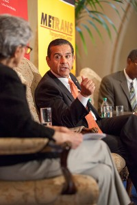 Former Los Angeles Mayor Antonio Villaragosa has been appointed a a professor of practice at the USC Price School of Public Policy Ralf Cheung | Daily Trojan