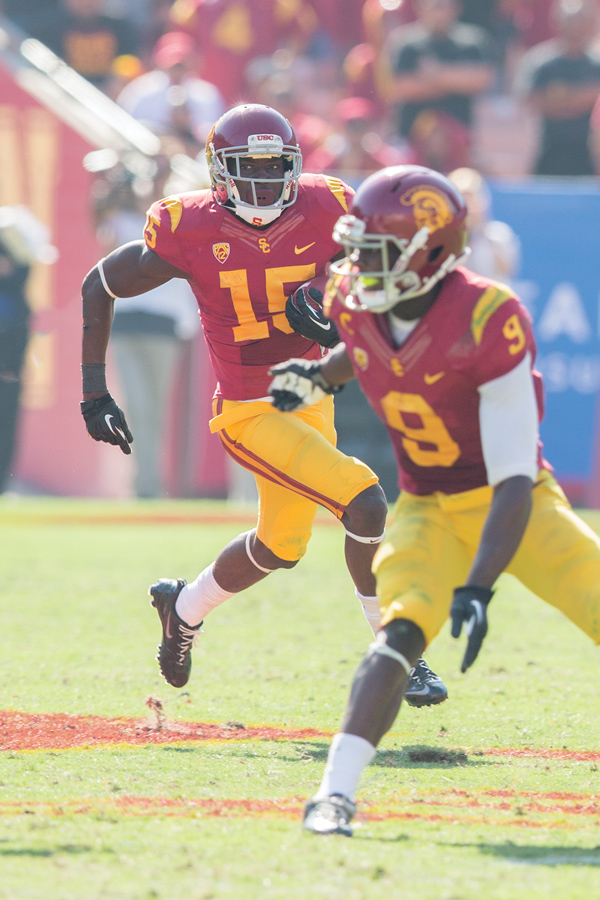 hot sale online fdf1e f4ac5 Nelson Agholor is USC's next great wide receiver | Daily Trojan