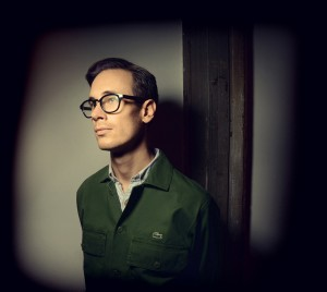 Here in your arms · Forrest Kline, lead singer of Hellogoodbye, kept the crowd's energy up during a performance at the Honda Center. - Photo Courtesy of Sacks & Co.