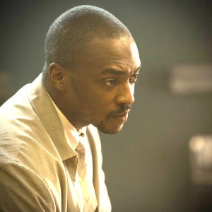Federal conspiracy · Anthony Mackie plays Agent Shavers, an FBI investigator who attempts to enlist the assistance of Richie Furst. - Courtesy of krctv.com