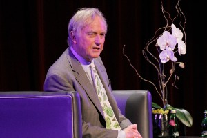 Appetite for wonder · The controversial atheist Richard Dawkins discussed his memoir and his aims to free education from the grasps of religion on Friday at Bovard Auditorium. - Anna Schwartz | Daily Trojan