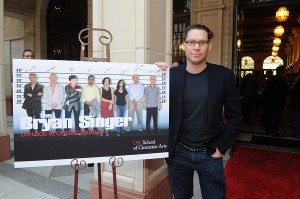 Success · Alumnus Bryan Singer gave a $5 million donation to the Bryan Singer Division of Critical Studies, which is the first division at the USC School of Cinematic Arts to be named for one of its alumni. - Photo courtesy of Carell Augustus