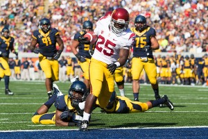 Questionable · Senior running back Silas Redd's status for Saturday's game against Stanford is up in the air after hurting his knee against Cal. - Ralf Cheung | Daily Trojan
