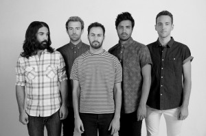 """""""It's About Time"""" · Young the Giant transforms their sound on Mind Over Matter, which features a heavier style but keeps the band's fun vibe. - Photo coutesy of Young the Giant"""