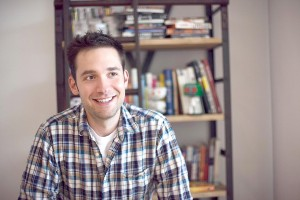 /r/Alexis · Alexis Ohanian, co-founder of popular social media website reddit, will be speaking at USC tonight as part of a Viterbi speaker series. - Photo courtesy of Alexis Ohanian
