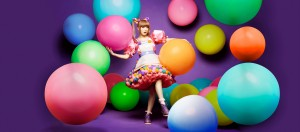 Japanese pop star Kyary performed at LA Live last week.
