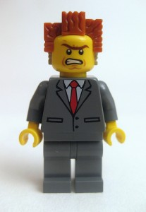 President Business from 'The Lego Movie' | Photo courtesy of Flicker/Brickster