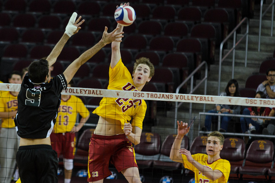 usc earns second win over cal baptist daily trojan