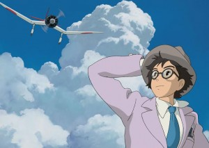 A phenomenal takeoff · The Wind Rises takes audiences to higher places.