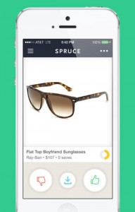 Suit up · Spruce, a new app created by Marshall alumni John Sutherland and Ted Hadjisavas, works to help men discover desirable products. — Photo courtesy of Spruce
