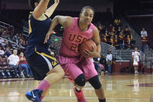 "The ""X"" factor · Junior guard Alexyz Vaioletama's 18-point effort carried USC to a 54-45 win over Arizona last month. Vaioletama, who only averages 8.5 points per game, will have to step up in this week's Pac-12 Tournament. - Ricardo Galvez 