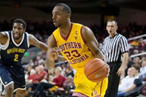 Left out · Despite ranking sixth in the conference in points per game, junior guard Byron Wesley wasn't named to any All-Pac-12 team. Still, the Rancho Cucamonga, Calif. native will need to stay sharp in the Pac-12 Tournament. - Ralf Cheung   Daily Trojan
