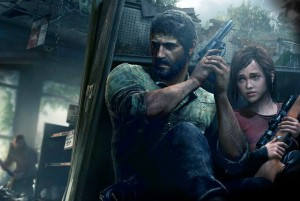 Last man standing · Joel (Troy Baker) and Ellie (Ashley Johnson) struggle to survive a world of post-human horrors in Naughty Dog's The Last of Us, the latest video game to be optioned for a film adaptation. - Photo courtesy of Gamespot