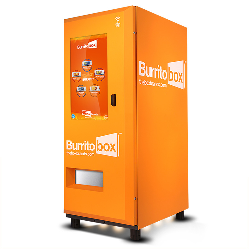 Burritobox Food Kiosk Launches On Campus Daily Trojan