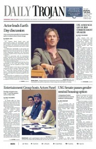 The Daily Trojan's redesign hopes to help bring the paper into the present.