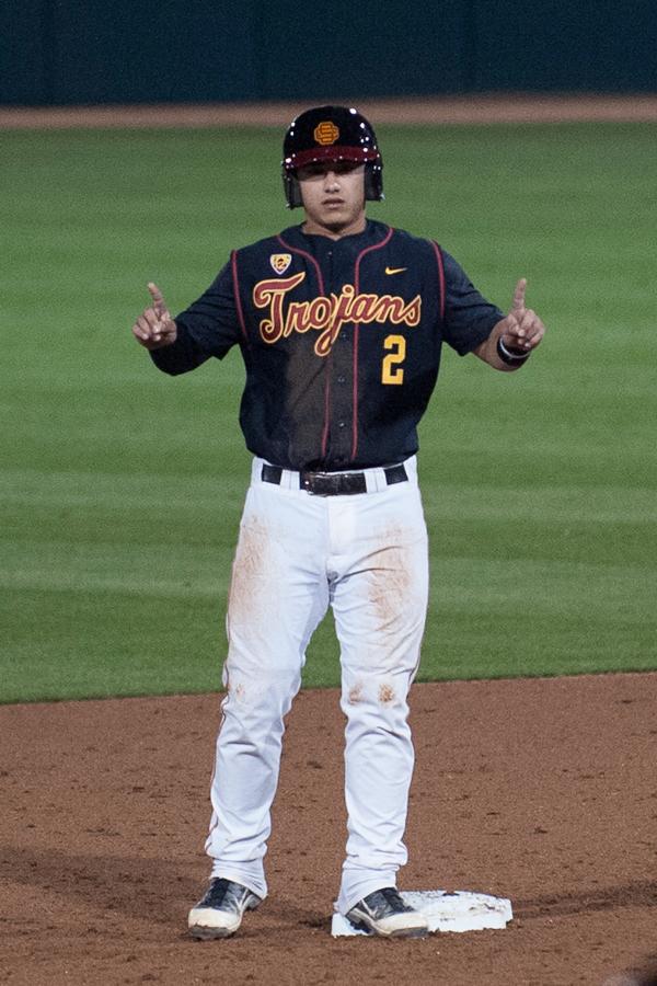 usc baseball jersey