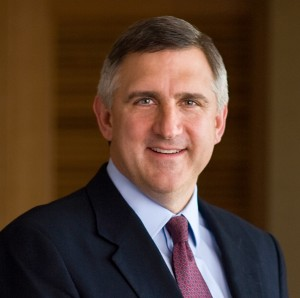 New faces · Robert A. Bradway, chairman and CEO of Amgen Inc., has worked for Morgan Stanley and was a managing director at a London firm. - Photo courtesy of Jamey Stillings