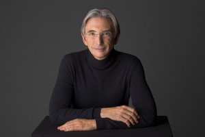 Music master ·  Michael Tilson Thomas graduated USC with a bachelor's degree in 1967. He later came back to receive his master's in 1976. He credits his professors as his motivation. - Photo courtesy Chris Wahlberg