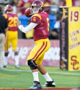 Repeat feat · Redshirt junior quarterback Cody Kessler would be hard-pressed to top his last performance against Fresno State. In last year's Las Vegas Bowl, he passed for a career-high 345 yards and four touchdowns. - Ralf Cheung | Daily Trojan