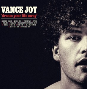 Bringing ukulele back · Australian singer—songwriter Vance Joy is prepared to debut his new album Dream Your Life Away on Sept. 9, and it is nothing short of wonderful.  - Photo courtesy of Atlantic Records