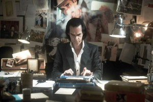 Cave man · The new film 20,000 Days on Earth presents a fictionalized day in the life of post-punk musician Nick Cave. It deliberately plays with fan expectations creating an artisitic whirlwind of a film. - Photo courtesy of Drafthouse Films