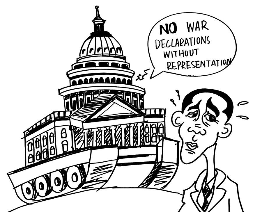 Congress must speak up on its war powers | Daily Trojan