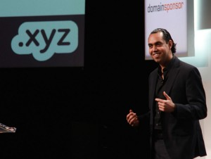 New domain · Daniel Negari and Shayan Rostam create a website domain that anyone can purchase starting at $9.99 a month. The .xyz ending provides customers with additional options for increased customization.  - Photo courtesy of Daniel Negari and Shayan Rostam