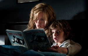 I'm your boogeyman · A widow (Essie Davis) tries to protect her mentally ill son (Noah Wieseman) from a malignant spirit in Jennifer Kent's The Babadook, one of the best horror films released in recent memory. - Photo courtesy of Causeway Films