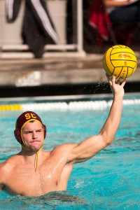 T-Rex · Senior driver Rex Butler and the Trojans will face UCLA for the third time this season on Sunday. Butler has 32 goals so far in 2014. - Ralf Cheung | Daily Trojan
