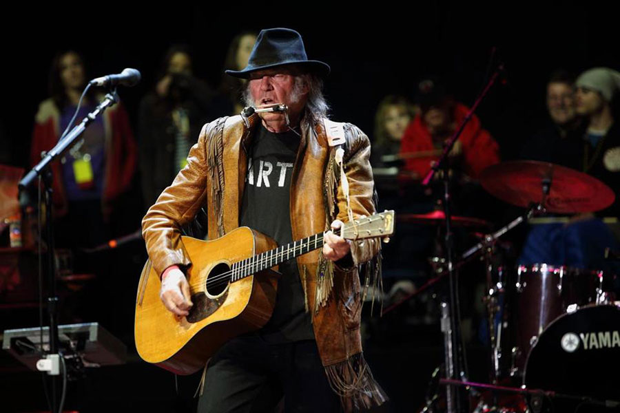 Neil Young Returns With Ambitious Orchestral Album Daily Trojan