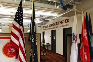 Serve on · The Veteran Resource Center, located in the Ronald Tutor Campus Center, concentrates veteran services in one area. - Jessica Zhou | Daily Trojan