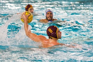 Return of the Mac · Redshirt junior two-meter Mac Carden picked up his 15th goal of the season in the second half of USC's loss to UCLA on Sunday night. Carden now has 41 scores in his Trojan career. - Brian Ji | Daily Trojan