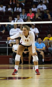 Italy's best · Sophomore setter Alice Pizzasegola has racked up 513 assists and 91 digs thus far. Head coach Mick Haley noticed Pizzasegola after the native of Rivergaro, Italy, sent highlight tapes to several NCAA programs. - Matthew Woo | Daily Trojan