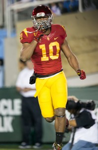 Final Hayes · Senior linebacker Hayes Pullard will play his last game at the Los Angeles Memorial Coliseum on Saturday against Notre Dame. Pullard, a four-year starter, leads the Trojans with 84 total tackles this season.  - Ralf Cheung | Daily Trojan