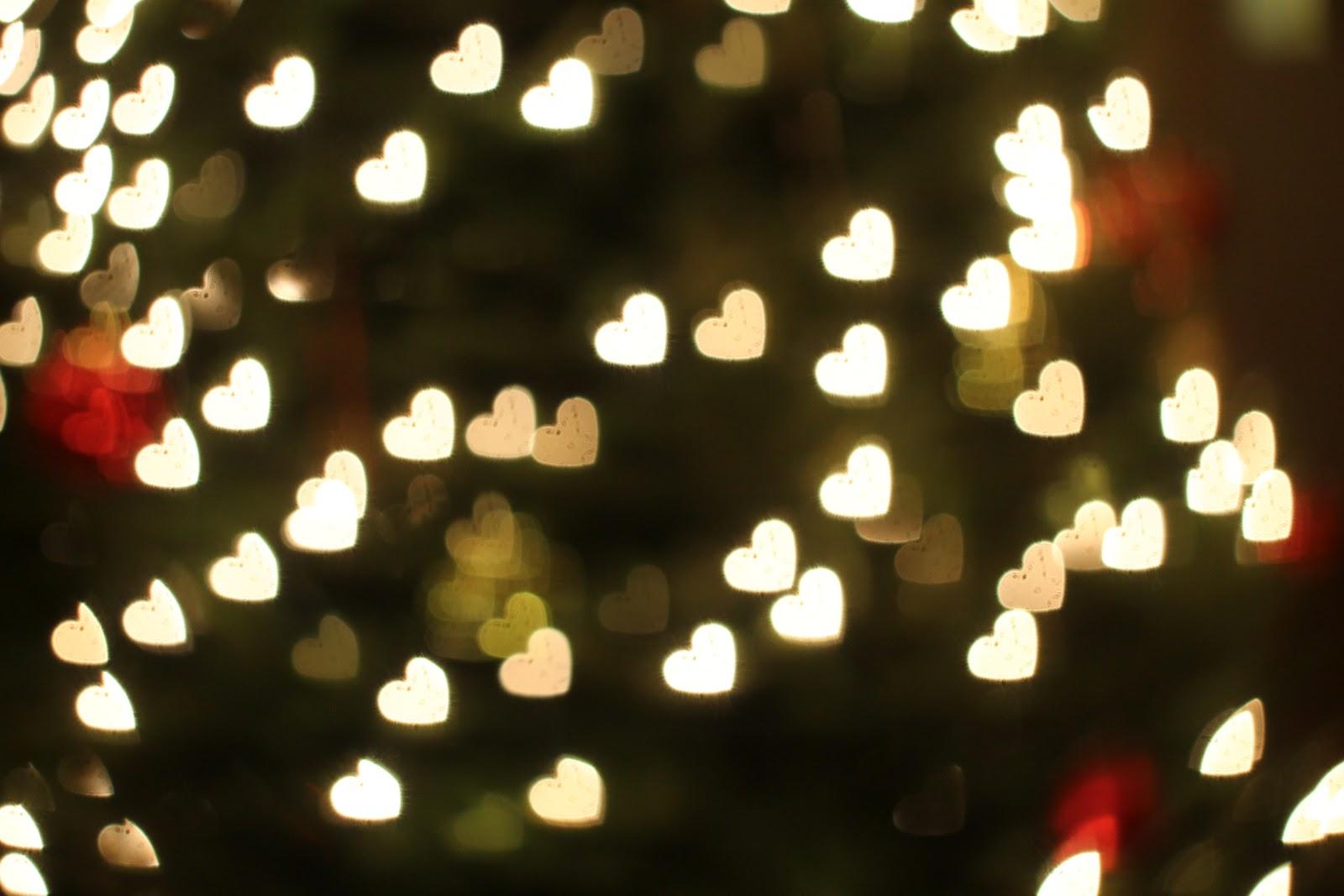 Random Twinkle Christmas Lights