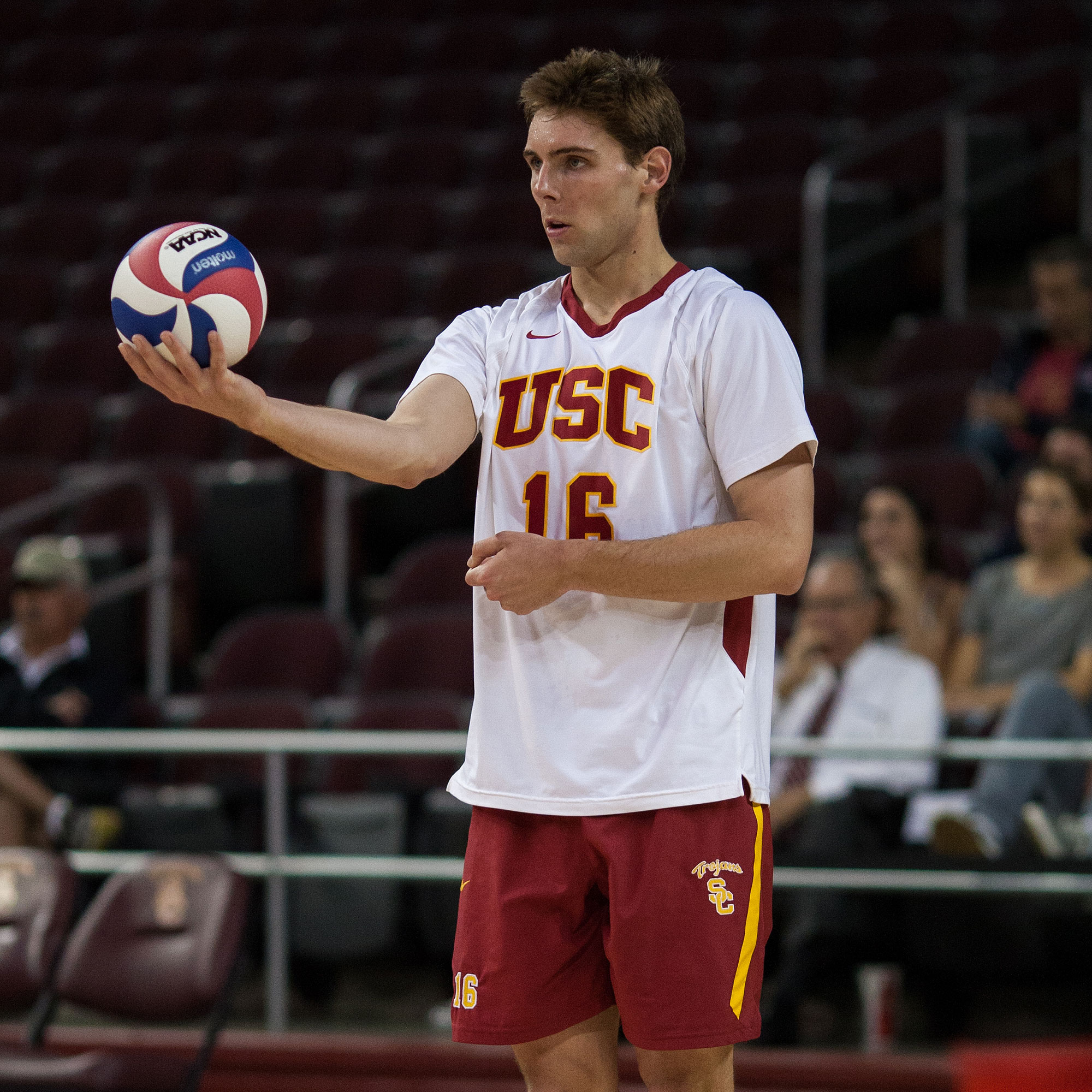 Men's volleyball falls to UCSB in straight sets | Daily Trojan