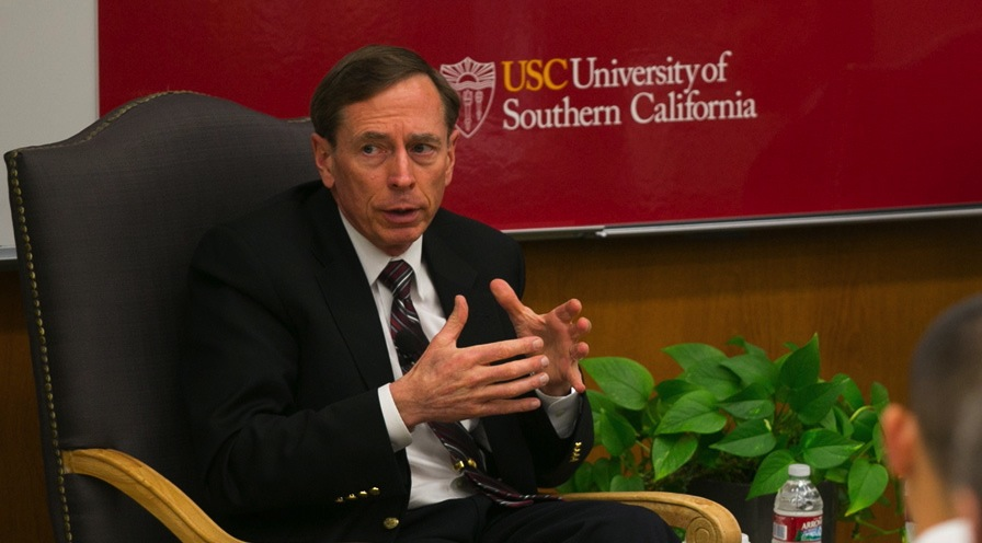 general david petraeus thesis General petraeus thesis – 632170 once the top us and general david petraeus—whose princeton doctoral dissertation was the general's dilemma.