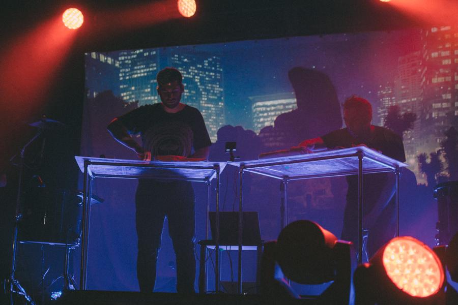 ODESZA performs at the Glass House in Pomona on Thursday, April 10, 2015. Mariya Dondonyan | Daily Trojan