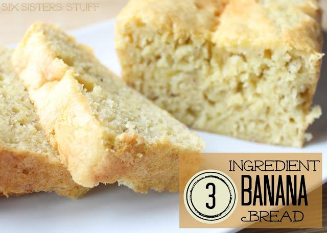 Loaf Recipes Using Cake Mix: Five Ways To Repurpose Overripe Bananas