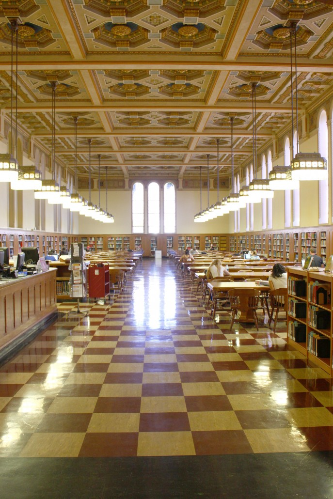 USC Doheny Memorial Library – KCK Architects |Usc Library