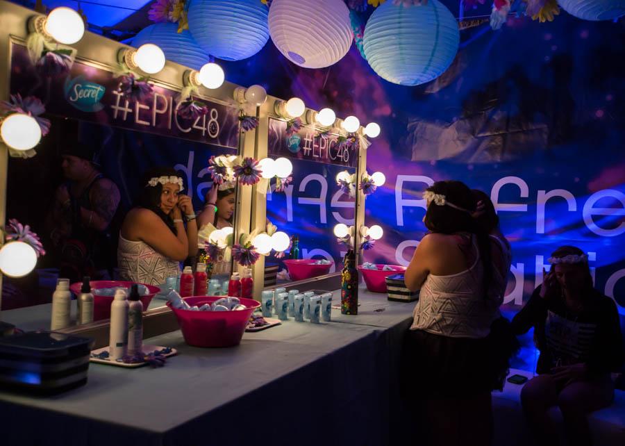 EDC Las Vegas 2015 Anastasia Velicescu | Daily Trojan