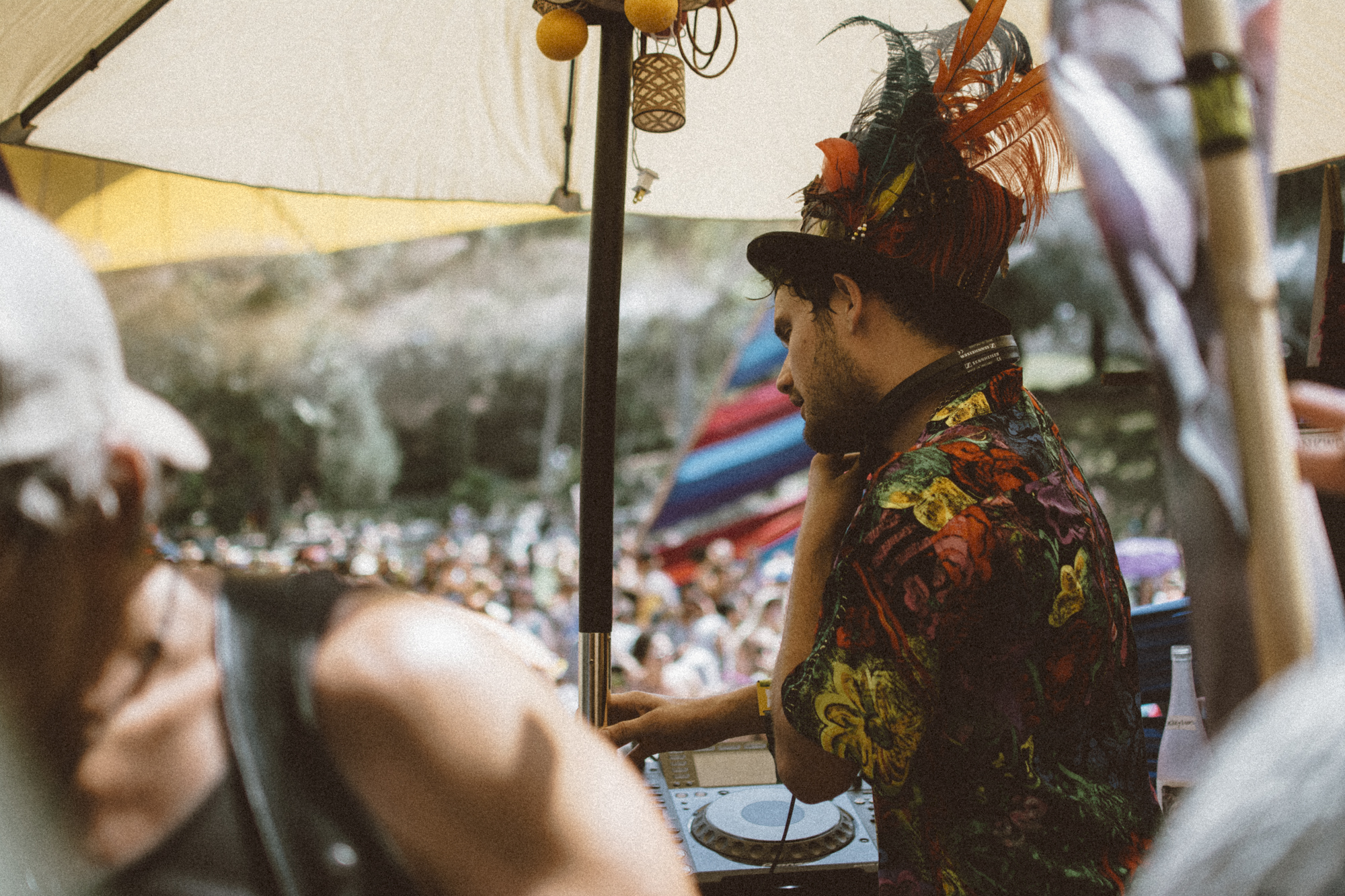 Mikey Lion at the Inaugural Woogie Weekend in Silverado, CA July 17-19. Mariya Dondonyan | Daily Trojan