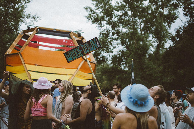 Inaugural Woogie Weekend in Silverado, CA July 17-19. Mariya Dondonyan | Daily Trojan