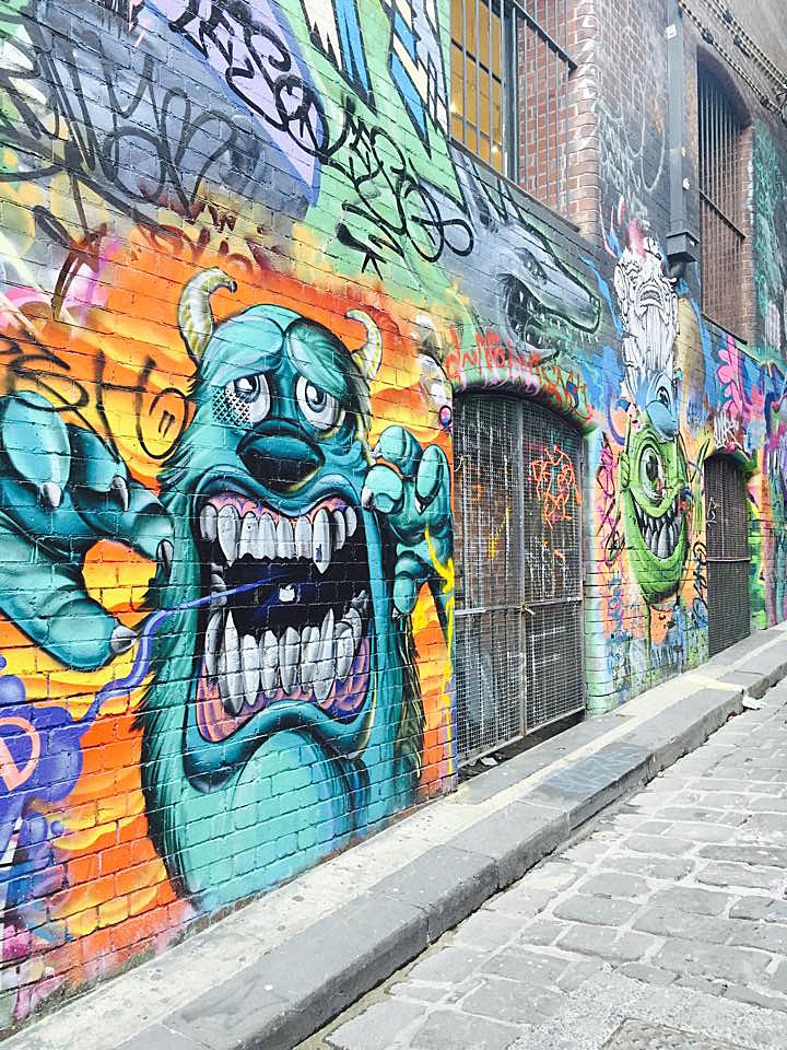 COLUMN Melbourne street art is a unifying agent for people in the city  sc 1 st  Daily Trojan & COLUMN: Melbourne street art is a unifying agent for people in the ...