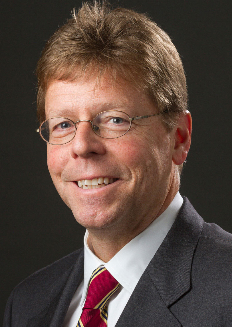 New money · James M. Staten will assume the position of chief financial officer for the spring of 2015.  - Photo courtesy of Yale New Haven Health