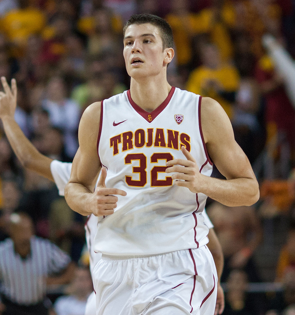 Holiday hoops · Junior forward Nikola Jovanovic and the Trojans began the season 5-0, including an upset over No. 20 Wichita State, before falling to No. 23 Xavier and Monmouth, which has upsets over UCLA and No. 17 Notre Dame. - Brian Ji | Daily Trojan