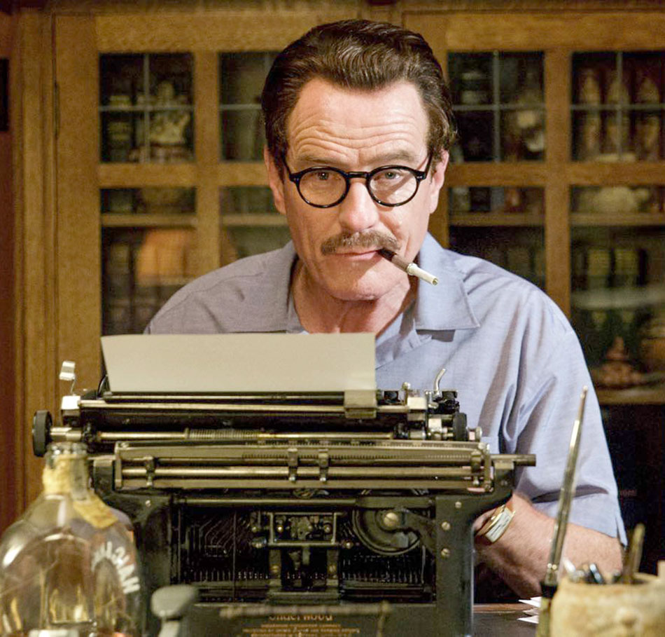 Bryan Cranston shines as fallen screenwriter in Trumbo ...