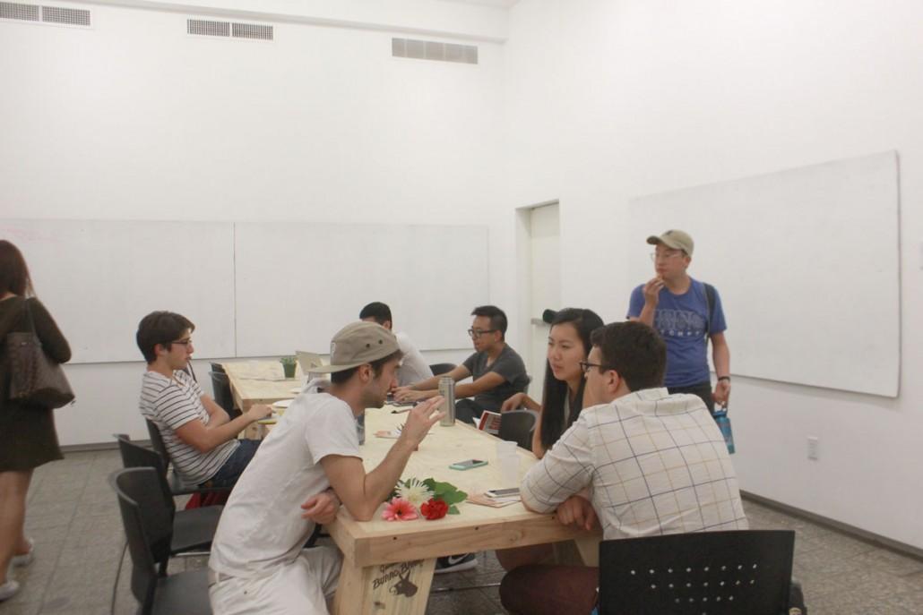 Roski Students Create Collaborative Workspace Daily Trojan
